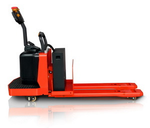 3.5t Electric Battery Operated Pallet Truck with Charger (EPT20-35RA) pictures & photos