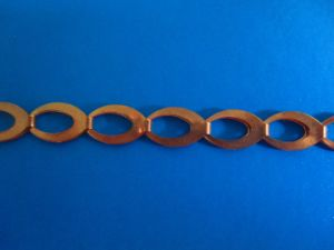 Garment Accessory-Iron Sheet Metal Chain (CLM004)
