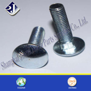 Zinc Plated Carriage Bolt (DIN603) pictures & photos