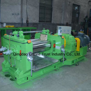 Best Sale Rubber Two Roll Mill with High Quality and Rubber Machine pictures & photos
