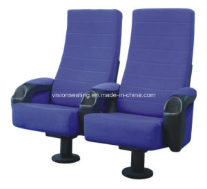 Single Pedestal Design Cinema Movie Theater Seating (2103) pictures & photos