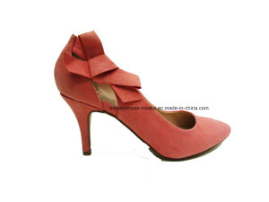 New Arrival Women Fashion High Heel Lady Dress Shoes for Party pictures & photos