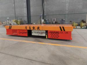 New Design Low-Voltage Rail Electric Flatcar/ Kpd Flatcar Supplier pictures & photos