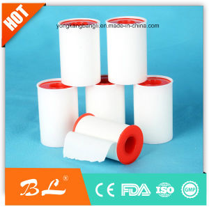 100% Cotton Zinc Oxide Plaster/Surgical Tape with Ce, ISO FDA Approved pictures & photos