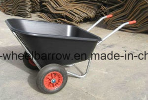 Construction Tools Wheelbarrow Wb7500 with Solid Wheel pictures & photos