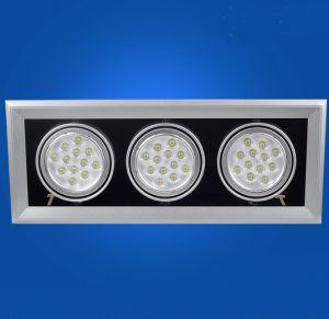 3X12W LED Downlight / LED Recessed Light for Lighting