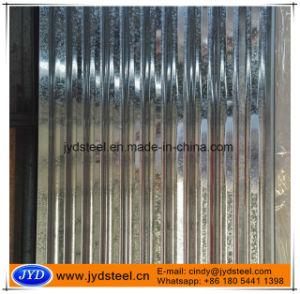 Corrugated Galvanized Iron Metal Steel Sheet pictures & photos