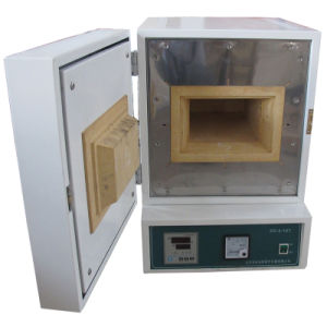 1000/1200c Box Type Resistance Muffle Furnace pictures & photos