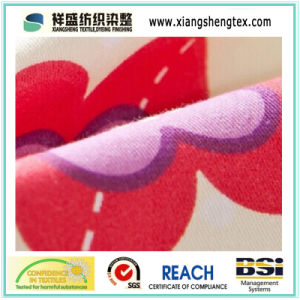 Polyester Microfiber Fabric with Peach Skin pictures & photos