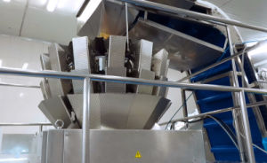 Fish Chicken High Precision SUS 304 Multihead Weigher pictures & photos