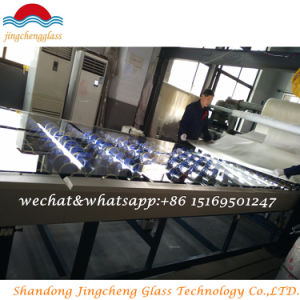 Tempered Laminated Structural Glass with SGS/CCC/ISO Certification pictures & photos