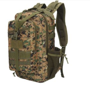 Army Military Tactical Gear Mochila Camouflage Travel Sports Bag Backpack pictures & photos