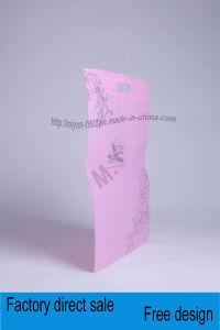 Non-Woven Flat Bag, No Bottom Side pictures & photos