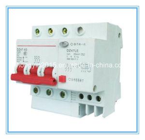 MCB Dz47 3p+N C20 20A 400V Mini Circuit Breaker pictures & photos