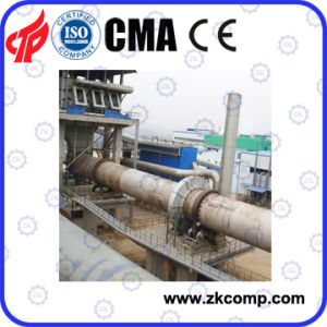 High Efficiency 2.8*43m Small Model Active Lime Kiln pictures & photos