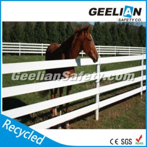 Plastic Vinyl Post, High Quality Cheap Horse Fence, Vinyl Fence pictures & photos