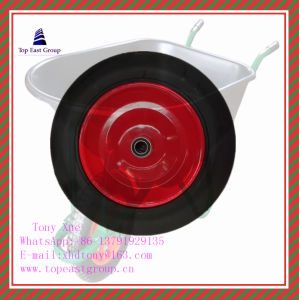250-4, 300-8 350-8 400-8 Super Quality Solid Rubber Wheel pictures & photos