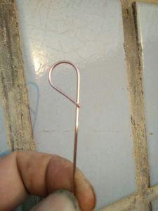 Welded Loop Wire Ties pictures & photos