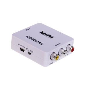 HDMI to RCA (AV) Converter pictures & photos