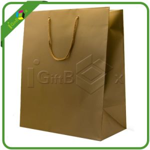 Brown Paper Bag / Gift Paper Bag / Paper Shopping Bag pictures & photos