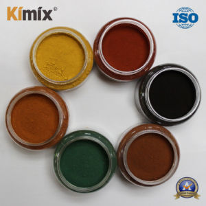 Synthetic Iron Oxide Pigment Yellow 313p