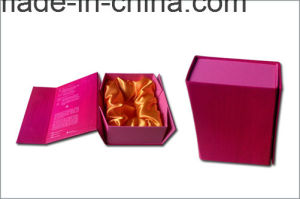 Luxury Foldable Packaging Paper Gift Wine Box