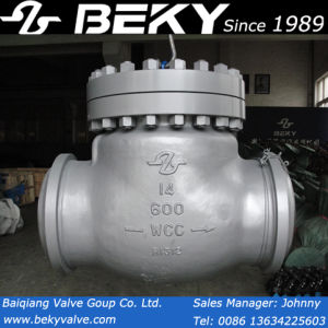 Butt Welding Check Valve (H44H)