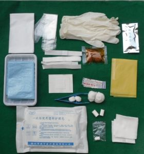 Medical Sterile Dialysis Catheter Kit pictures & photos