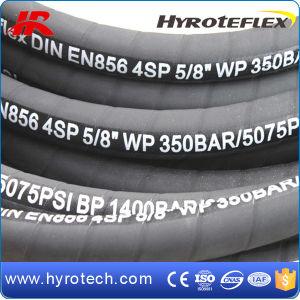 Rubber Hydraulic Hose DIN En 856 4sp pictures & photos