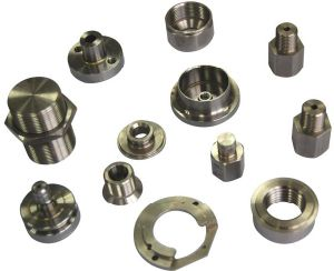 Professional CNC Machined Stainless Steel Lathe Parts pictures & photos