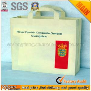 Wholesale PP Spunbond Nonwoven Hand Bag pictures & photos