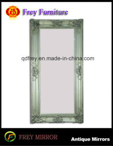New Design Antique Wooden Wall Mirror pictures & photos
