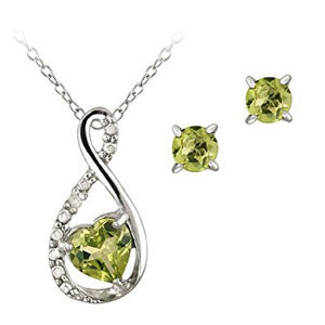 Gemstone Jewelry Set 925 Silver Jewelry Wholesales pictures & photos