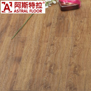 2014 Changzhou Manufacturers Wave Embossed Laminate Flooring (AB9998) pictures & photos
