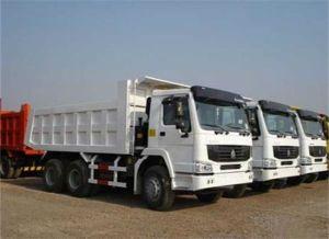 HOWO 290HP Euroii 6X4 Dump Truck (ZZ3257M3247W) pictures & photos