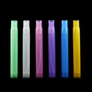 30ml PP Plastic Multicolour Perfume Tube Sub Bottle Sample Sack Spray Bottle (NB1153) pictures & photos
