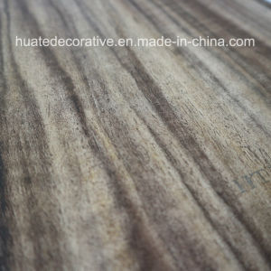 Metallic Wood Grain Decorative Paper, Printing Melamine Paper for Furniture, Laminate Board pictures & photos