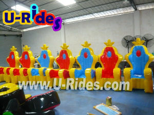 Princess Inflatable PVC Kings Chair model for Party event pictures & photos