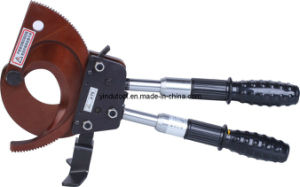 Cu-Al and Armoured Ratchet Cable Cutter (J-75) pictures & photos