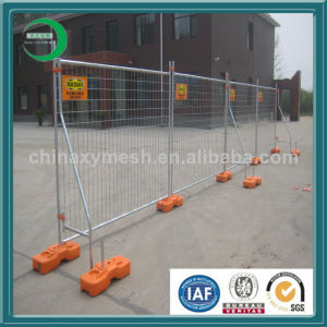 Australian Standard Galvanized Temporary Fence for Construction Sites pictures & photos