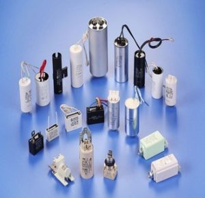 Cbb60 Fan Capacitor Switch Capacitor Cbb61 Polypropylene Film Capacitor 350V 500V pictures & photos