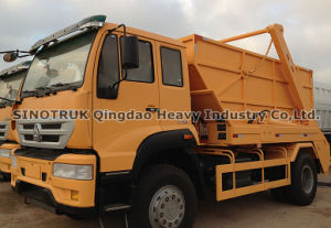 Swz Swing Arm Type Garbage Truck pictures & photos
