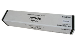 NPG50 Copier Toner Cartridges for Canon pictures & photos
