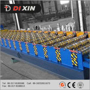 Metal Roofing Sheet Galvanized Steel Roof Tile Roll Forming Machine pictures & photos