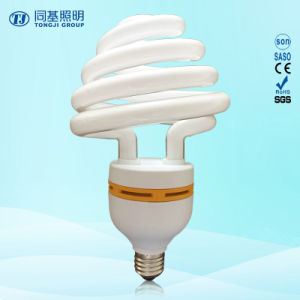 Good Quality Half Spiral Energy Saving Lamp CFL Bulb pictures & photos