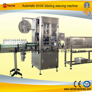 Automatic PVC Label Sleeve Thermal Shrinking Machine pictures & photos