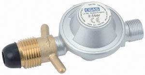 LPG Euro High Pressure Gas Regulator (H30G10B2.5) pictures & photos