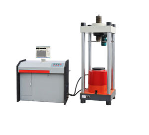 Wty-W1000kn/2000kn/3000kn Computerized Compression Testing Machine pictures & photos