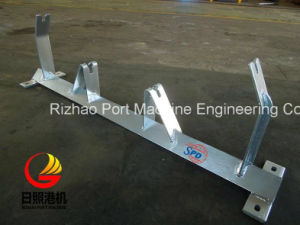 SPD JIS Trough Conveyor Frame for Belt Conveyor pictures & photos
