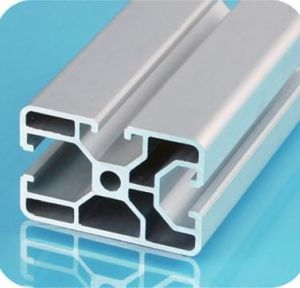 High Precision Aluminium Extrusion with Surface Treatment pictures & photos
